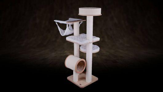 Griffoir pour chats EX-6C