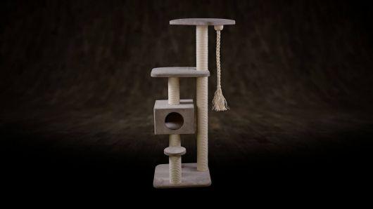 Griffoir pour chats D-3