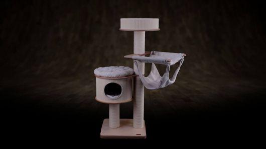Griffoir pour chats EX-2A-1